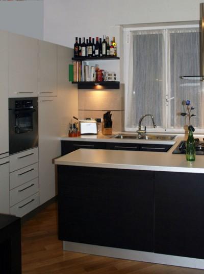 Cucina laminato sala lab for Enrico esente arredamenti