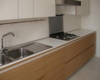 Cucina a vicenza sala lab - Cucina rovere bianco ...