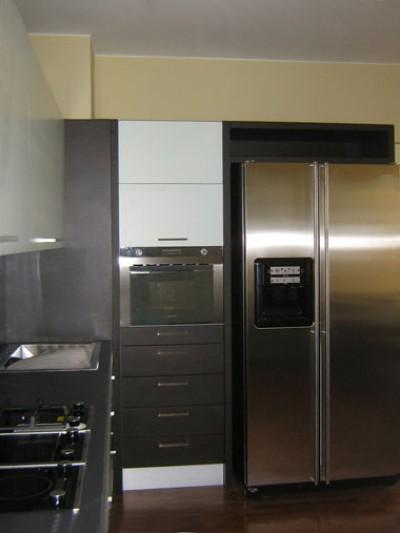 Cucina su misura sala lab for Enrico esente arredamenti