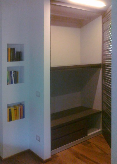 cabine armadio in nicchia su misura 03 L