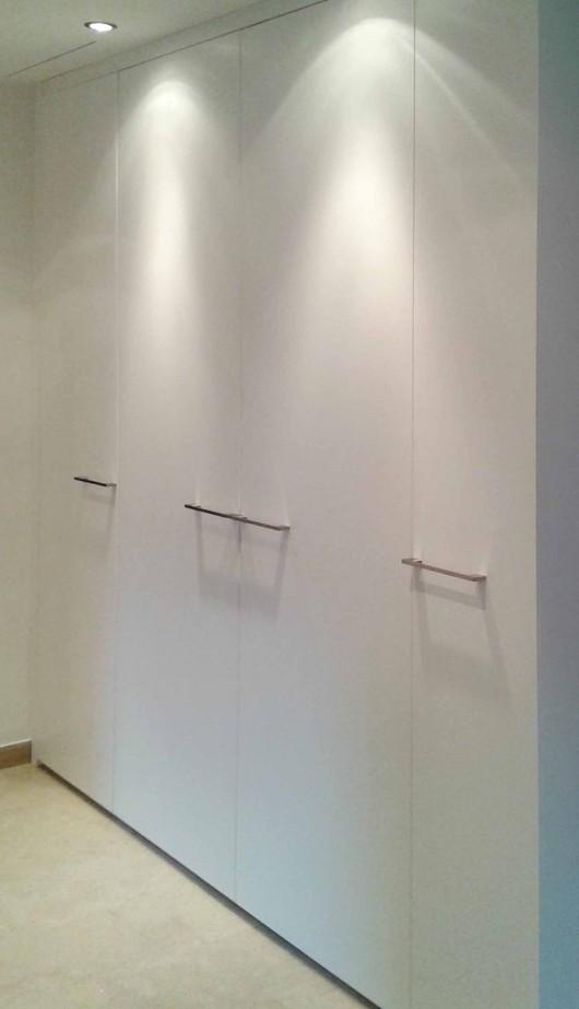 Armadio A Muro Bianco.Armadi A Muro Sala Lab