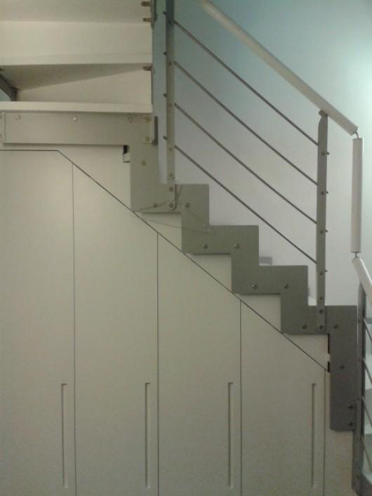armadio laccato ingresso