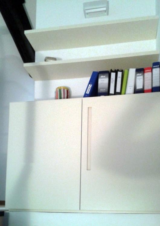 armadio libreria home office sala enrico arredamenti