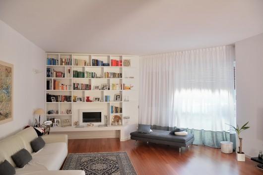 libreria su misura sala enrico arredamenti