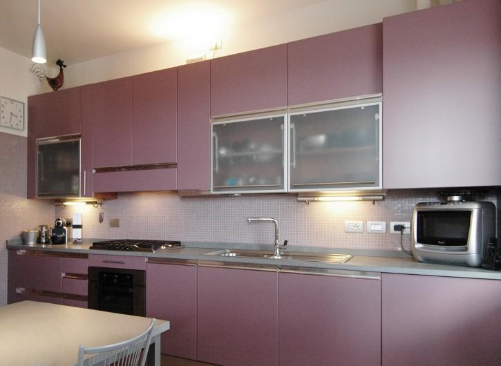 Cucina su misura sala lab for Arredamenti su misura